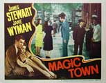 Magic Town - 11 x 14 Movie Poster - Style I
