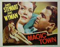 Magic Town - 11 x 14 Movie Poster - Style G
