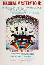 Magical Mystery Tour - 27 x 40 Movie Poster - Style A