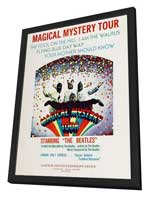 Magical Mystery Tour - 27 x 40 Movie Poster - Style A - in Deluxe Wood Frame