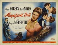 Magnificent Doll - 11 x 14 Movie Poster - Style A