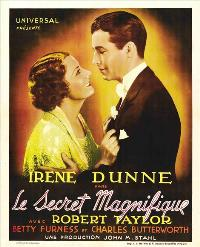Magnificent Obsession - 43 x 62 Movie Poster - Belgian Style A
