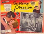 Magnificent Obsession - 22 x 28 Movie Poster - Half Sheet Style A