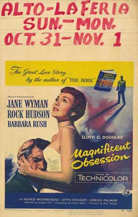 Magnificent Obsession - 11 x 17 Movie Poster - Style A