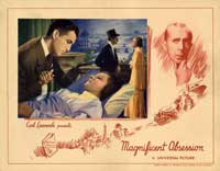 Magnificent Obsession - 11 x 14 Movie Poster - Style A