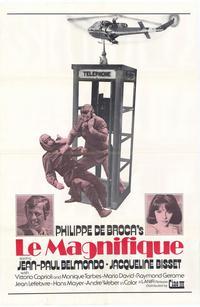 Le Magnifique - 11 x 17 Movie Poster - Style A