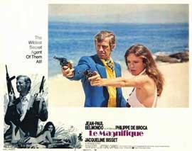 Le Magnifique - 11 x 14 Movie Poster - Style A