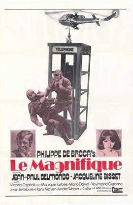 Le Magnifique - 27 x 40 Movie Poster - Style A