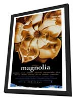 Magnolia - 27 x 40 Movie Poster - Style A - in Deluxe Wood Frame