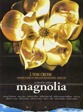 Magnolia - 11 x 17 Movie Poster - French Style A