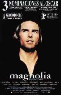 Magnolia - 11 x 17 Movie Poster - Spanish Style A