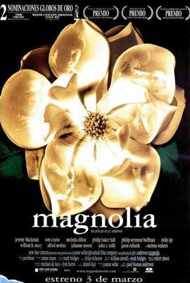 Magnolia - 11 x 17 Movie Poster - Spanish Style B
