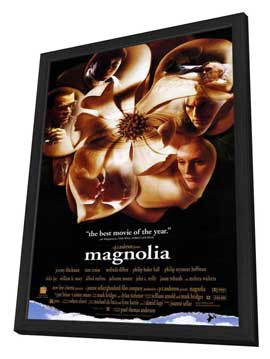 Magnolia - 11 x 17 Movie Poster - Style A - in Deluxe Wood Frame