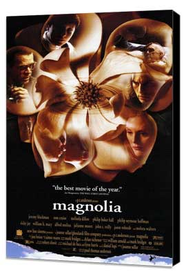 Magnolia - 11 x 17 Movie Poster - Style A - Museum Wrapped Canvas
