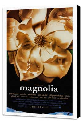 Magnolia - 27 x 40 Movie Poster - Style A - Museum Wrapped Canvas