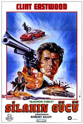 Magnum Force - 11 x 17 Poster - Foreign - Style A