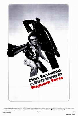 Magnum Force - 27 x 40 Movie Poster