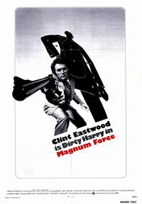 Magnum Force - 43 x 62 Movie Poster - Bus Shelter Style A