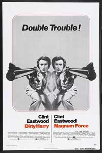 Magnum Force - 43 x 62 Movie Poster - Bus Shelter Style B
