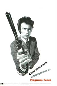 Magnum Force - 43 x 62 Movie Poster - Bus Shelter Style C