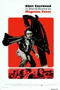 Magnum Force - 43 x 62 Movie Poster - Bus Shelter Style D