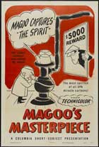 Magoo's Masterpiece - 11 x 17 Movie Poster - Style A