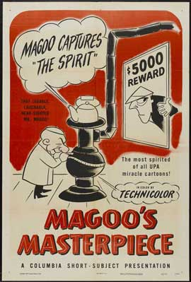 Magoo's Masterpiece - 27 x 40 Movie Poster - Style A