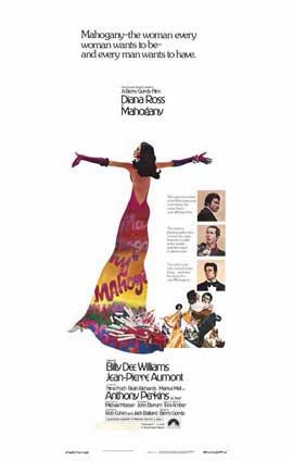 Mahogany - 11 x 17 Movie Poster - Style B