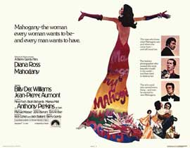 Mahogany - 11 x 14 Movie Poster - Style A