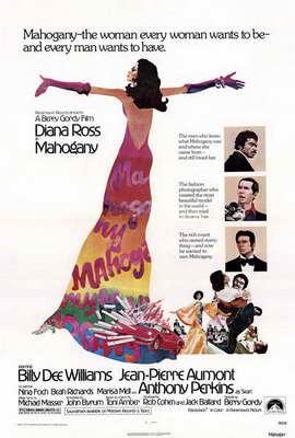 Mahogany - 27 x 40 Movie Poster - Style A