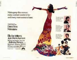 Mahogany - 22 x 28 Movie Poster - Half Sheet Style A