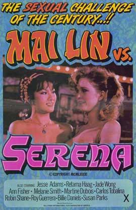 Mai Lin vs Serena - 11 x 17 Movie Poster - Style A