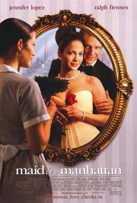 Maid In Manhattan - 11 x 17 Movie Poster - Style A