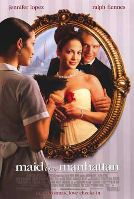 Maid In Manhattan - 27 x 40 Movie Poster - Style A
