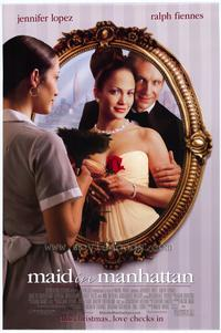 Maid In Manhattan - 43 x 62 Movie Poster - Bus Shelter Style A