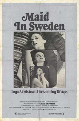 Maid in Sweden - 11 x 17 Movie Poster - Style A