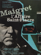 Maigret and the St. Fiacre Case - 11 x 17 Movie Poster - French Style A