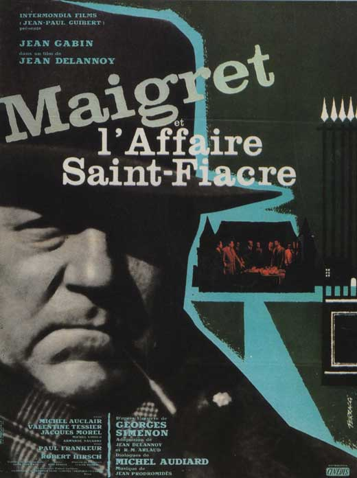 Maigret and the St. Fiacre Case movie