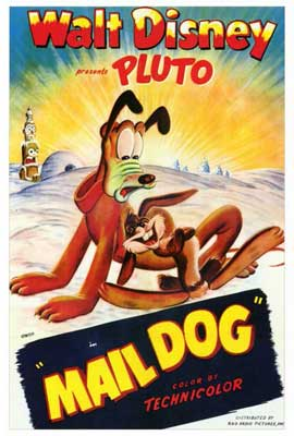 Mail Dog - 27 x 40 Movie Poster - Style A