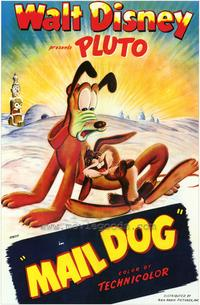 Mail Dog - 43 x 62 Movie Poster - Bus Shelter Style A