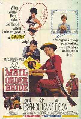 Mail Order Bride - 11 x 17 Movie Poster - Style A