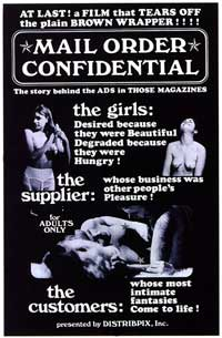 Mail Order Confidential - 11 x 17 Movie Poster - Style A