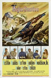 Major Dundee - 11 x 17 Movie Poster - Style B