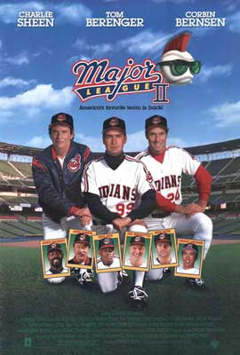 Major League 2 - 27 x 40 Movie Poster - Style A