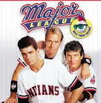 Major League - 11 x 11 Movie Poster - Style A