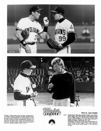 Major League - 8 x 10 B&W Photo #4