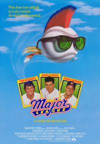 Major League - 43 x 62 Movie Poster - Bus Shelter Style A