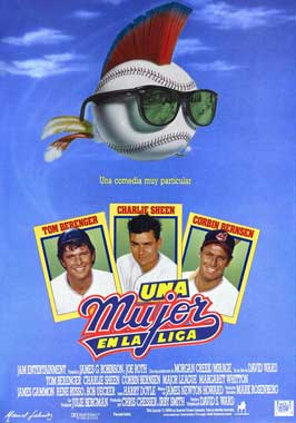 Major League - 11 x 17 Movie Poster - Spanish Style A