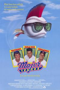 Major League - 11 x 17 Movie Poster - Style A - Museum Wrapped Canvas