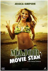 Major Movie Star - 11 x 17 Movie Poster - Style A